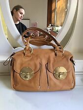 MIMCO TurnLock Zip Top Handbag Bag IMMACULATE  CONDITION- Used once AUTHENTIC