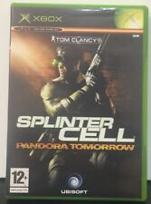 Splinter Cell: Pandora Tomorrow (Microsoft Xbox, 2004)