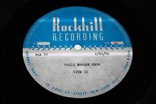 Polly Bergen / Acetate LP / The Polly Bergen Show Feb 2 1958 / 1950's Movie