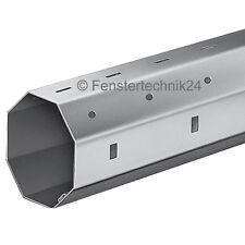 (5,90 €/m) Achtkantstahlwelle SW60 150cm Stahlwelle für Rollladen Rollladenmotor