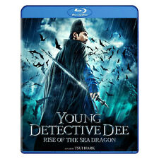 Young Detective Dee: Rise Of The Sea Dragon (Blu-Ray) (WGU01499B)
