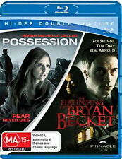 Possession - The Haunting Of Bryan Becket (2 Discs) - NEW Blu-Ray