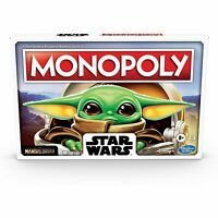 """Star Wars The Mandalorian The Child """"Baby Yoda"""" Edition Monopoly Game"""