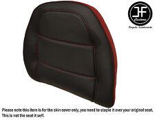 STYLE2 D RED BLACK VINYL CUSTOM FOR HONDA GOLDWING GL 1500 88-00 BACKREST COVER