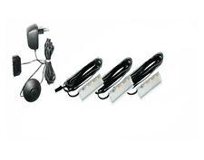 LED clip Glasbodenleuchtung Vitrinenleuchte 3er Set Kunststoff Warmweiß