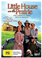 Little House on The Prairie Deluxe Edition | Complete Series - DVD Region 4 FR