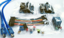 Kit IOTGEMINI per domotica personalizzata. Rele, USB, NRF24L01, Sensore MCP9701A