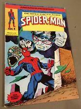 DE SPECTACULAIRE SPIDER-MAN #1 JUNIOR PRESS 1979 DUTCH EDITION SPIDERMAN RARE