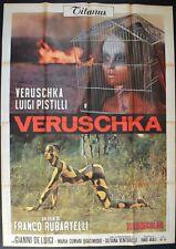 manifesto 4FG VERUSCHKA VERA GOTTLIEBE  PISTILLI RUBARTELLI TOP MODEL ART SEXY