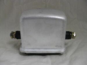 MASSEY FERGUSON TRACTOR 12 VOLT CONTROL BOX BULLET TYPE