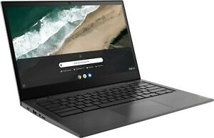 "NEW Lenovo TOUCHSCREEN Chromebook 14"" FHD AMD A6 2.7GHz 32GB SSD 4GB RAM Webcam"