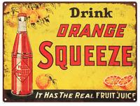 """Frostie Root Beer Soda Pop Ad Metal Sign Repro 9x12/"""" 60347"""