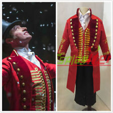 The Greatest Showman P. T. Barnum red outfit cosplay costume