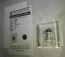 Vintage Kenner Star Wars 1981 R2D2 Sensorscope CAS Graded 80 Near Mint