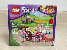 Lego Friends Olivias Ice Cream Bike 41030 RETIRED
