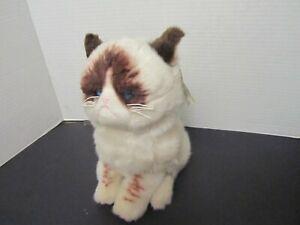"Gund Grumpy Cat 10"" Stuffed Animal Plush 4040133"