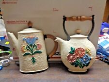 1995 Home Interior 3311 / 3309 Coffee and Teapot Wall Decor Decorative