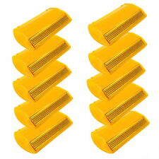 10-Pack NEW Commercial Road Highway Pavement Marker Reflector - One-Side, Yellow