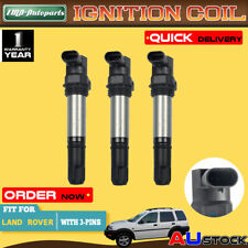 3x Ignition Coils for Land Rover Freelander Rover 75Sedan / Tourer MG ZT 01-06