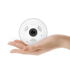 HD FishEye IP camera wi-fi 960P 360 Degree Mini WiFi Camera 1.3MP Home  Network