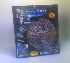Borg Sphere First Contact Vintage Star Trek Playmates Starship Complete with Box