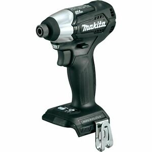 Makita XDT15ZB Brushless Cordless Impact Driver, 18V LXT Lithium-Ion Sub-Compact