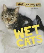 New Wet Cats: 20 assorted Notecards & Envelopes