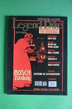 LEGEND BIKE 54/1997 BOSCH ARIEL MOTO GUZZI SUPERALCE VELOCETTE LE MOTOBI 200 cc.