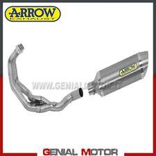 Komplett Auspuff Arrow Thunder Aluminium Yamaha Mt-09 2013 > 2020