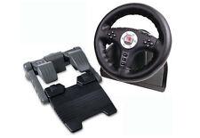 # Nintendo Gamecube volant/power feedback racing wheel de speedlink #