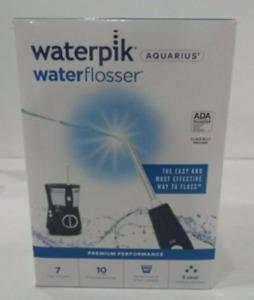 Waterpik Aquarius Water Flosser Electric Oral Irrigator WP-663 Blue