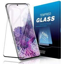 PELLICOLA VETRO TEMPERATO per Samsung Galaxy S20 / Plus / Ultra Curvo 5D FULL