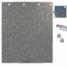 Pfeilfangmatte - Maximum Safe - 7m x 2m inkl. Zubehör & GRATIS-Backstop