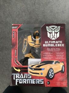 ULTIMATE BUMBLEBEE CHEVROLET AUTOBOT TRANSFORMER 2007