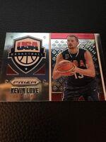 Kevin Love  2015-2016 Prizm Team USA #5
