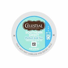 Celestial Seasonings Southern Sweet Perfect Iced Tea, 22 Kcups, FREE SHIPPING