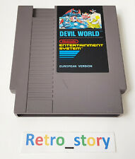 Nintendo NES - Devil World - PAL - European Version