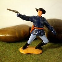 Timpo Toys Made in GT.Britain US.Nordstaaten Nordstaatler Offizier Infanterie