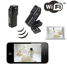 Mini Wifi Wireless Spy Security Nanny Hidden Camera Camcorder Video Recorder Ca