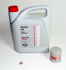 Tarmac Sportz Genuine Nissan 350Z & 370Z P1 Oil Service Pack
