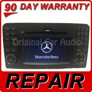 Repair 2008 - 2012 Mercedes-Benz ML GL Class OEM Navigation Bluetooth GPS Radio