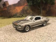 1967 Ford Mustang Rusty Weathered Custom 1/64 Diecast Car Farm Barn Find Rust