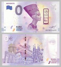 0 Euro Souvenirschein Nofretete / Nefertiti