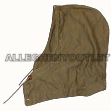 WW2 US Army Military M-1943 FIELD JACKET HOOD - MEDIUM Dated 1945 Genuine WWII