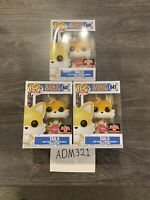 Funko Pop Games Sonic: Tails Flocked Target Exclusive Targetcon 2021 (In Hand)