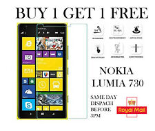 Super Hardened, Quality Tempered Glass Screen Protector For Nokia Lumia 730