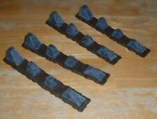 Armorcast Gothic Dragon's Teeth tank traps