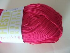Hayfield by Sirdar F038 Fiesta DK 100g Double Knitting Wool Yarn - All Colours 507 - Flamenco