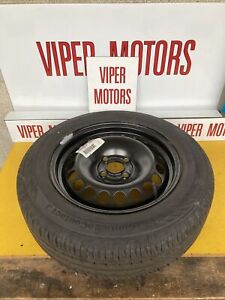 Vauxhall Corsa D 15 Inch 15'' 4 Stud Steel Spare Wheel and Tyre 1856515 Ref 7V