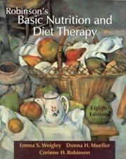 Basic Nutrition and Diet by Corinne H. Robinson, Donna H. Mueller and Emma S. W…